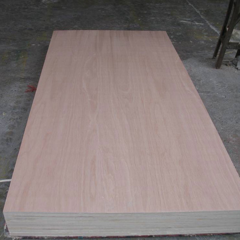 okoume face/back commercial plywood for packing