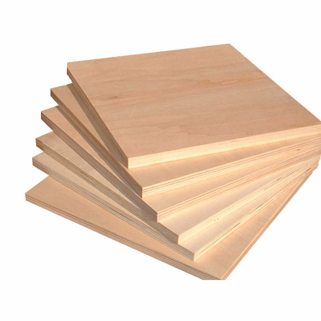 good price poplar commercial plywood for packing