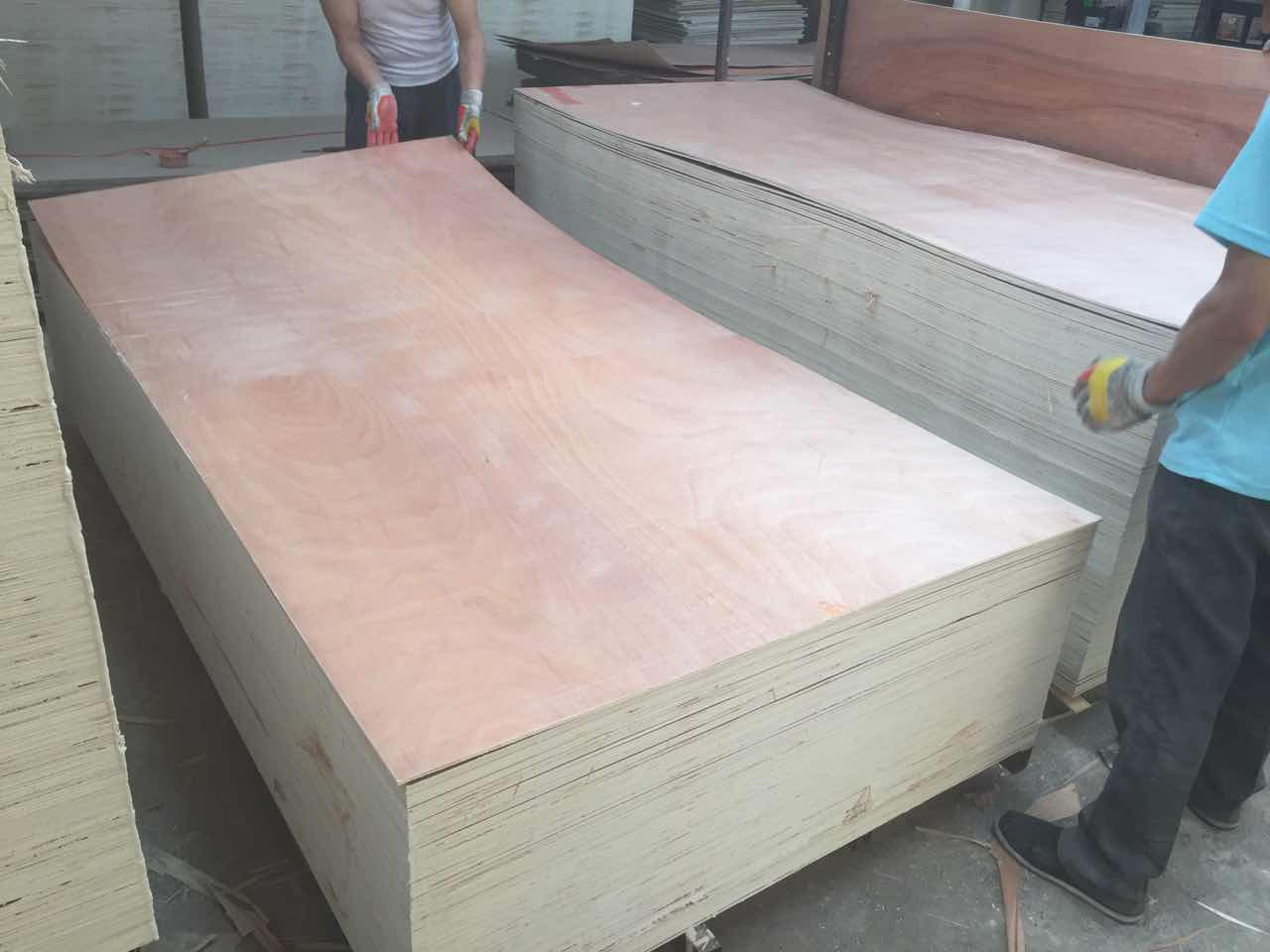 packing grade commercial plywood for pallet