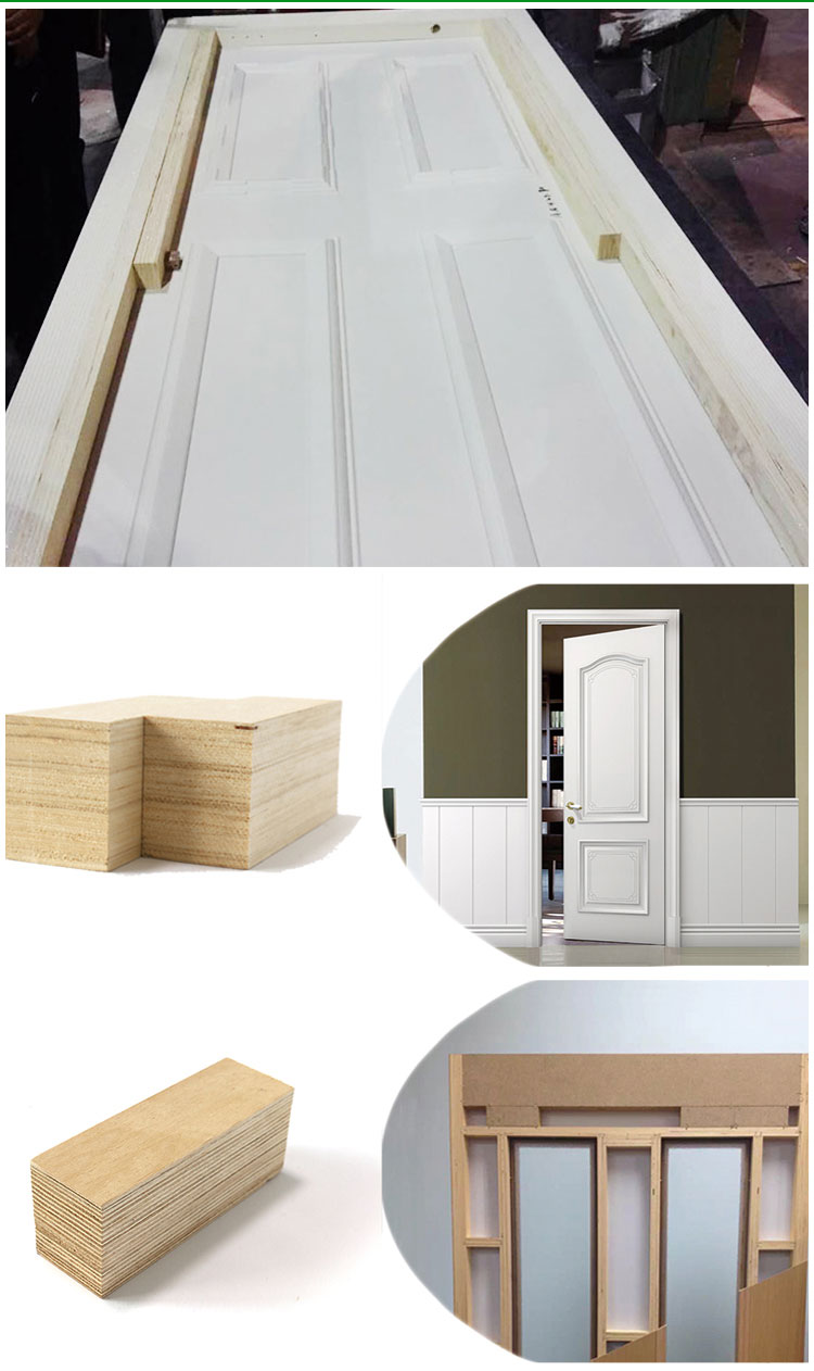 E0 glue LVL door core with FSC(图3)