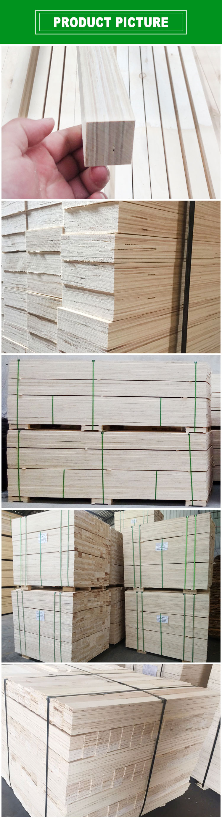poplar LVL for wooden pallet(图1)