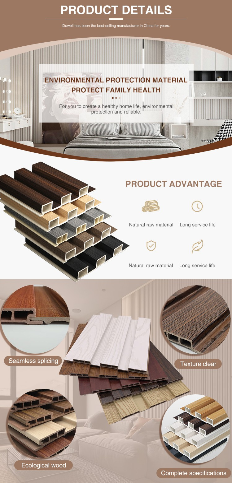 Wood And Plastic Composite(图1)