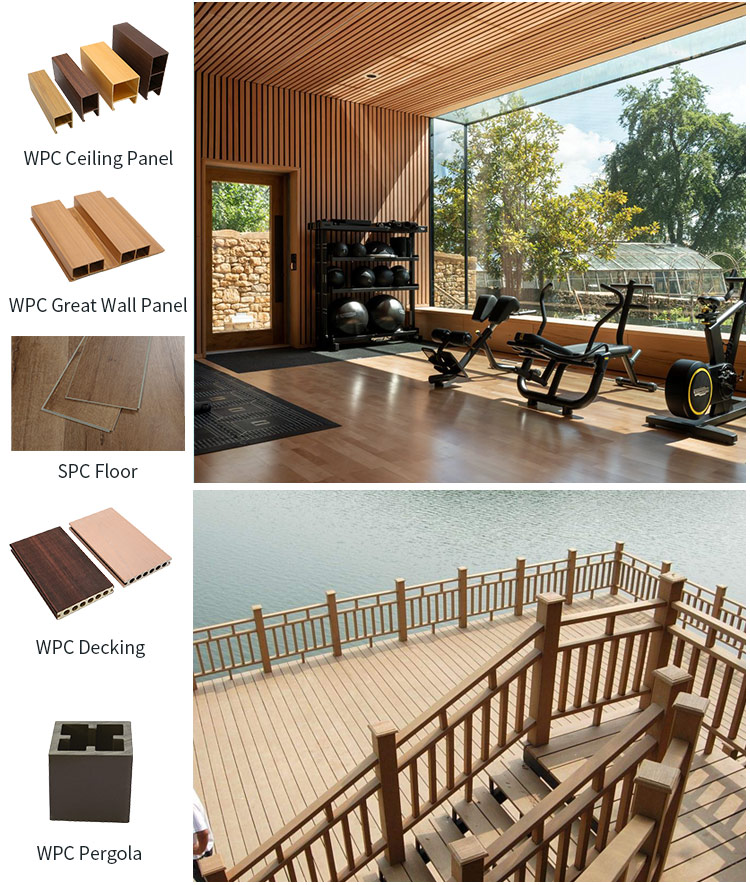 Wood And Plastic Composite(图3)