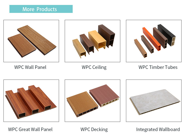 Wood And Plastic Composite(图2)